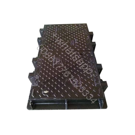Sell cast iron d400 sewer manhole cover price,Square manhole cover