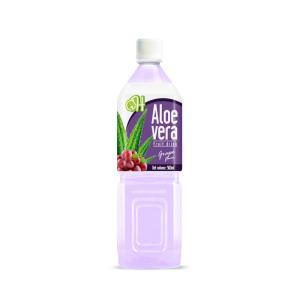 Wholesale aloe vera juices: 500ml Natural Aloe Vera  Juice with  Grape