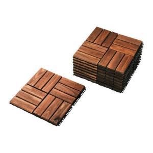 Vietnam Natural Color Wooden Deck Tiles/ Wholesale High...