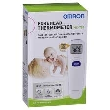 Digital Non Contact Infrared LED Forehead Thermometer for Adults and Babies