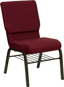 Wholesale aluminum stacking chair: Factory Stackable Church Chairs, Church Seats, Church Seating with Book Rack