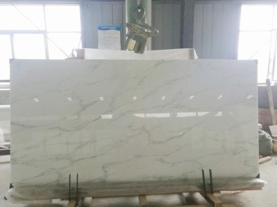 Customized Nano Crystallized Glass Countertop Slab and Panel