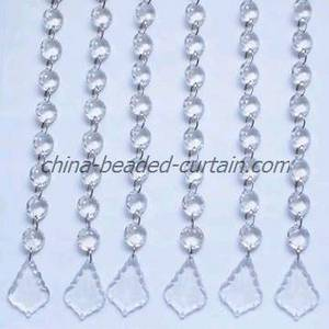Wholesale crystal chandelier: Beaded Curtain ,Crystal Bead Curtain ,Chandelier Trimming