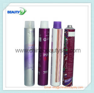 Wholesale Metal Packaging: Empty Aluminum Tube, Cosmetic Tubes, Packaging Tubes, Hair Colour Cream Tubes, Hand Cream Tubes