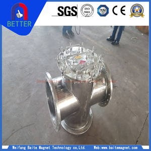 Wholesale slurry: High Effeciency RCYJ Series Permanent Slurry Magnetic Separator for Sale