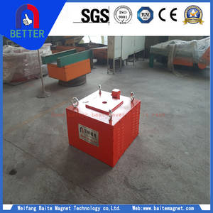 Wholesale electric separator: RCDA Wind-cooling Suspension Electric Iron Separator