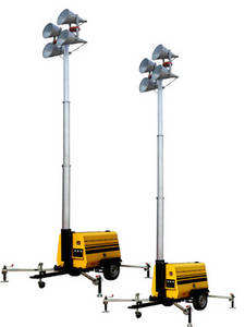 Wholesale mobile: MO-5659 Automatic Mobile Light Tower