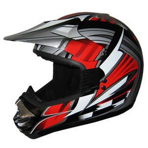 Wholesale ece: Motorcycle Helmet with ECE 22.05 Approval (KSC-03-33-BKRD)