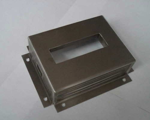 Sell Sheet Metal Fabrication China