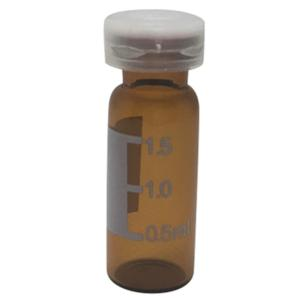 Wholesale Lab Supplies: 2ml Amber Glass Tubular Vial V1045 Use for Thermo