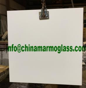 Wholesale crystal white stone: Super Thassos Glass Tile