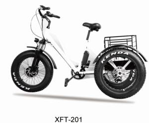 Wholesale electric tricycle: Fat Tire Electric Tricycle Lithium Battery