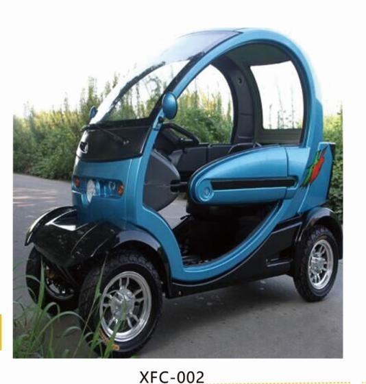 Four Wheels Electric Scooter 60v1000w Electric Car