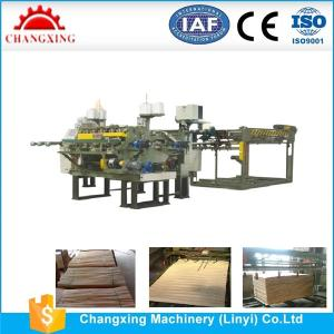Wholesale power stacker: Automatic Plywood Core Veneer Jointer Composer