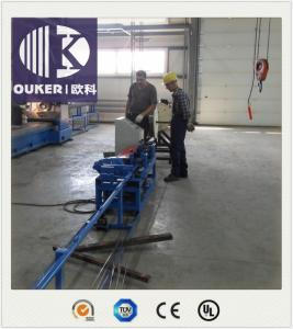 Wholesale cut wire: Ouker Welder Assistant : Stainless Steel Wire Straightening and Cutting Machine