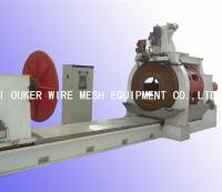 Ouker V600-1200 Johnson Big Diameter High Precision and Quality Wedge Wire Screen Welding Machine