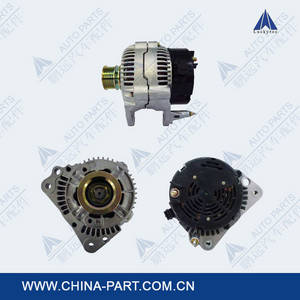 Wholesale auto alternator: VOLKSWAGEN Auto Alternator  0-123-320-024