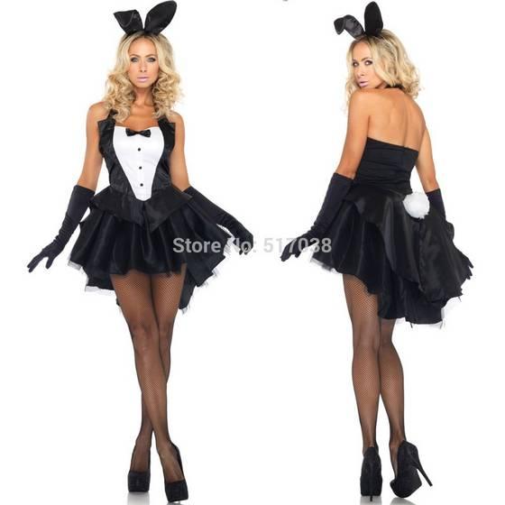 tutu: Sell rabbit halloween costume tuxedo lingerie tux dress tutu skirt