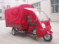 Sell 200CC/250CC Three Wheel Motorcycle/CargoTricycle with...