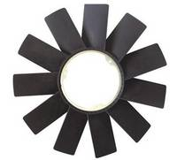One New URO Engine Cooling Fan Blade 1122000123 for Mercedes MB