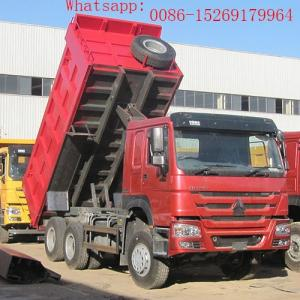 Wholesale howo: 6x4 Drive Wheel and 351-450hp Horsepower Howo Sinotruk 371 HP Dump Truck Price