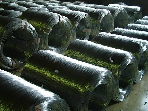 Sell galvanized steel wire for armoring cable