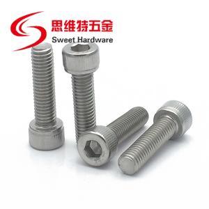 Wholesale din 912 hex bolt: Stainless Steel Hex Socket Allen Bolt Cap Screw DIN912