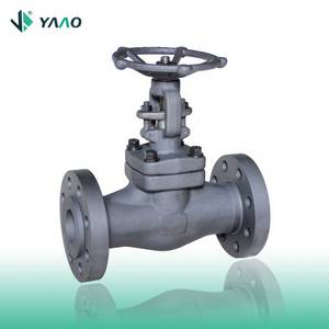 Wholesale forged flange: ISO 15761 Flanged Forged Gate Valves