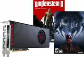 Wholesale Graphics Cards: AMD Radeon RX Vega with 2 Free Select Games
