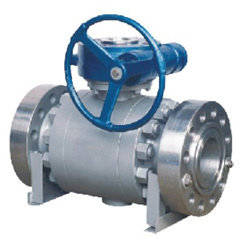 Wholesale ball valve: 3PC Forged Steel Trunnion Ball Valve