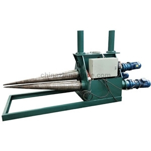 Pacific 3-Rollers Cone Rolling Machine   Sheet Metal Cone Rolling Machine