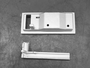 Wholesale door lock: Door Lock Parts-casting Lock Parts-investment Casting China