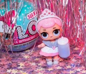 Wholesale Educational Toys: LOL Surprise Tots Doll L.O.L Series 2 Wave 2 Big Sisters Miss Punk
