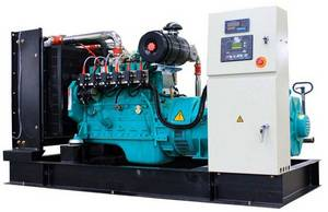 Wholesale cummins generator: Cummins Natural Gas Generator Set