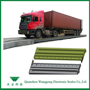 Wholesale s beam type load cell: Weighbridge for Food Processing Industry