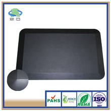 Wholesale Mat: Embossed Logo PU Foam Anti-fatigue Kitchen Mat,Comfort Mat