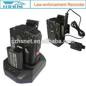 Wholesale laser pointer: 3900mAh Battery Laser Pointer 2.5m Drop Resistance Law Enforcement Recorder Police Body Worn Camera