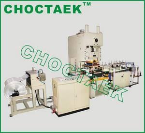 Wholesale aluminium foil container: Aluminium Foil Container Production Line CTJF-60T