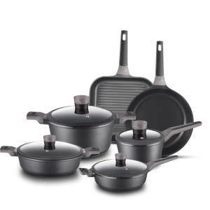 Wholesale aluminum cookware: Die-Cast Aluminum Cookware