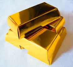 Wholesale for cars: Net Weight 1000g Gold Bar, with 9999 Pure Raw Gold