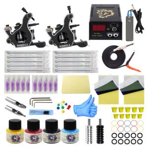 Wholesale tattoo: Original Tattoo Kit 4 Inks