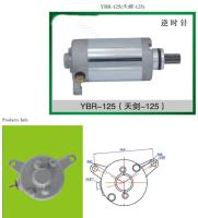 Sell Motorcycle parts Motorcycle Eletrical Motor starter for Yamaha YBR125