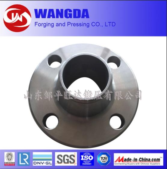 Sell Forged Carbon Steel Welding-Neck 150lbs 300lbs Flanges
