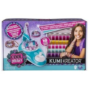 Wholesale bracelet: New Pack Cool Maker - Kumi Kreator Friendship Bracelet Maker - Makes Up To 10 Bracelets
