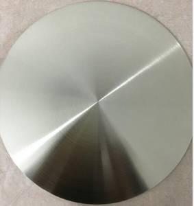 Wholesale cr target: 99.99%-99.995% High Purity 4N Nickel Ni Sputtering Target