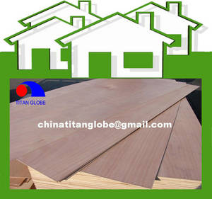 Wholesale furniture for gardens: Okoume Plywood