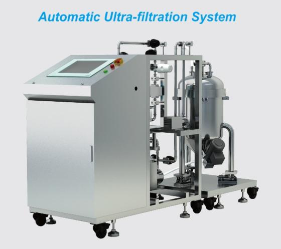Sell Bio-TFF Automatic UF/DF system