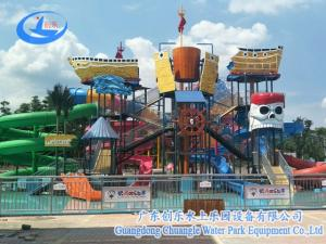 Wholesale swimming pool slide: Water Park Equipment