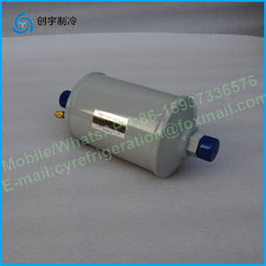 Wholesale midea: Carrier Refrigeration Compressor Spare Parts External Oil Filter 02XR05006201