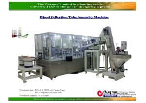 Wholesale collection: Blood Collection Tube and Needle Machine